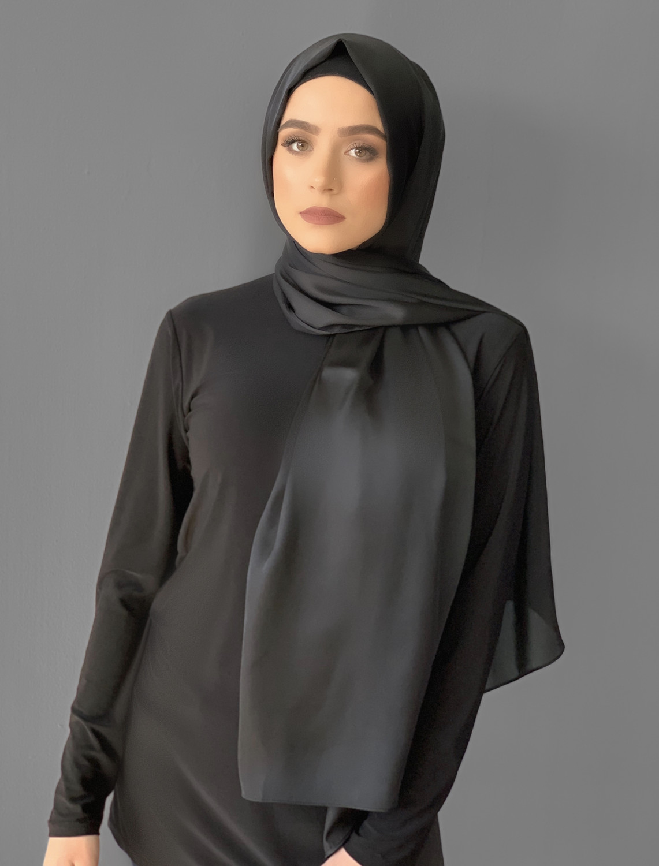 Luxury Satin Black