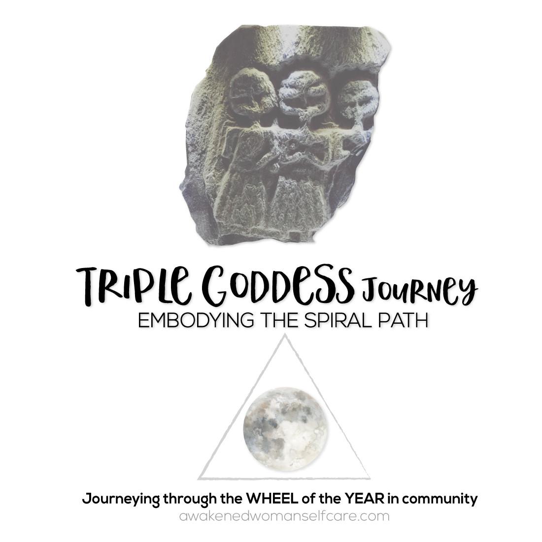 Triple Goddess Journey Community Group (monthly)