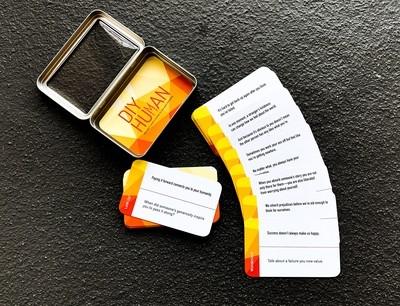 Deck #1 | DIY Human Cards