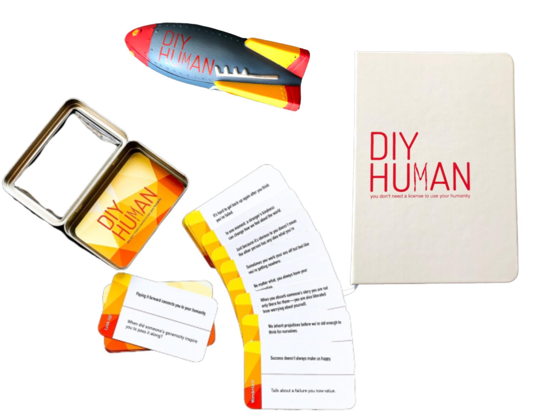 DIY Human Cards Bundle Kit