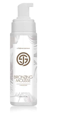 PROFESSIONAL FORMULA - SELF TANNING BRONZING FOAM MOUSSE -  MED -  8 Hour / Overnight