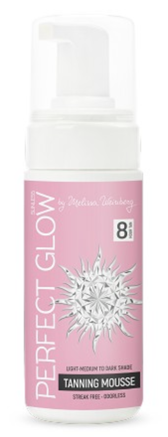 PROFESSIONAL FORMULA - SELF TANNING BRONZING FOAM MOUSSE - BUILDABLE - LIGHT- MED - DARK - 8 Hour / Overnight