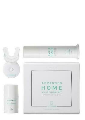 BUNDLE: ADVANCED HOME WHITENING KIT + SMILE PREP