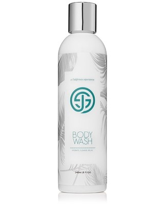 SPRAY TAN SAFE HYDRATING BODY WASH - Vanilla Lavender Scent