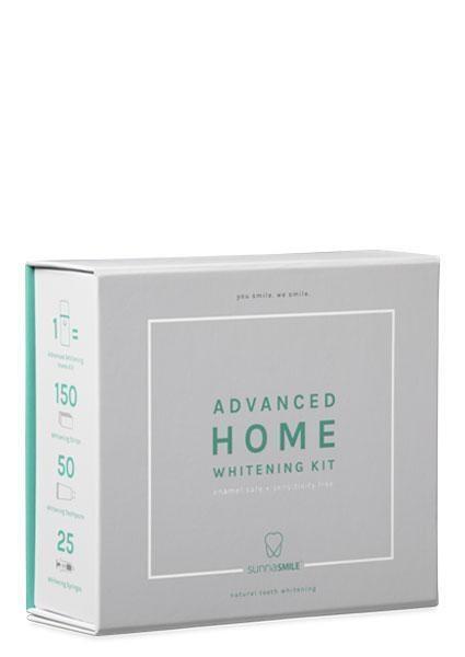 ADVANCED HOME TEETH WHITENING KIT