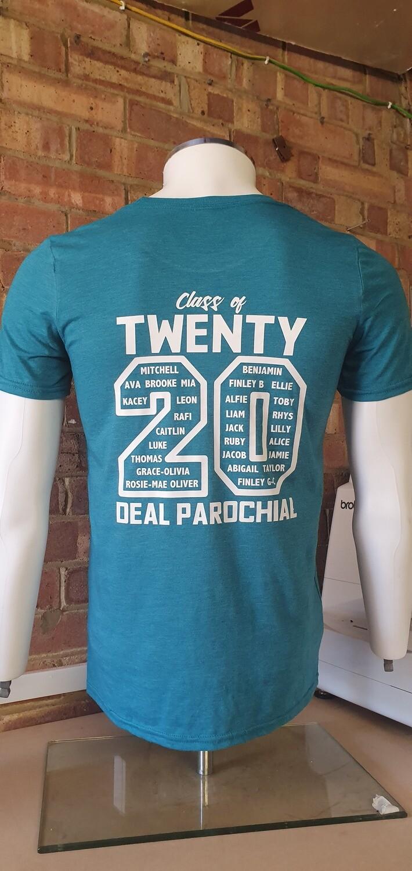 Parochial 2020 Leavers ZIP THROUGH Hoody