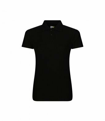 Ladies Fit Polo - Club logo to Left breast