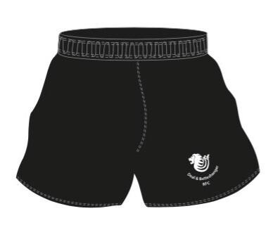 Club shorts with Logo *Pre Order*