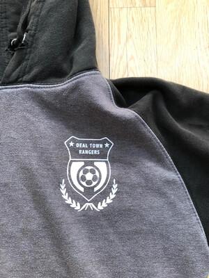 Hoodies branded with logo & back print