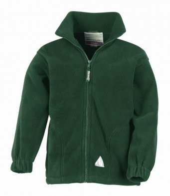 Fleece Jacket Embroidered to Left Breast 1 colour