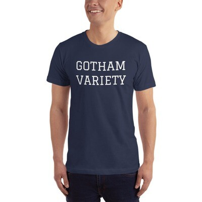 Gotham Lettering T-Shirt