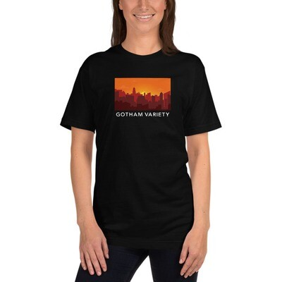 Gotham Sunset Unisex T-Shirt