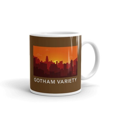 Gotham Sunset Mug