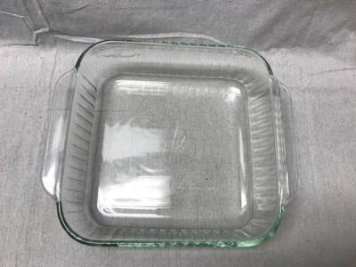 Pyrex Square Ribbed Baking Dish #222