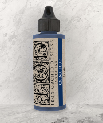 IOD DECOR INK CHINA BLUE 2oz