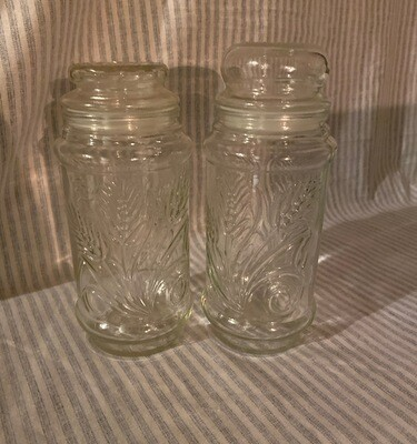 Anchor Hocking Planter's Peanuts Glass Jars
