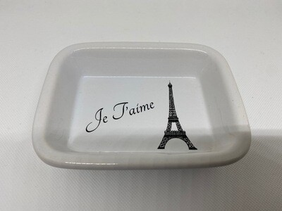 French Inspired Soap Dish