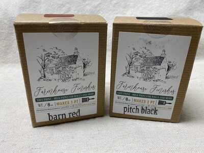 Old Fashioned Milk Paint Farmhouse Finishes