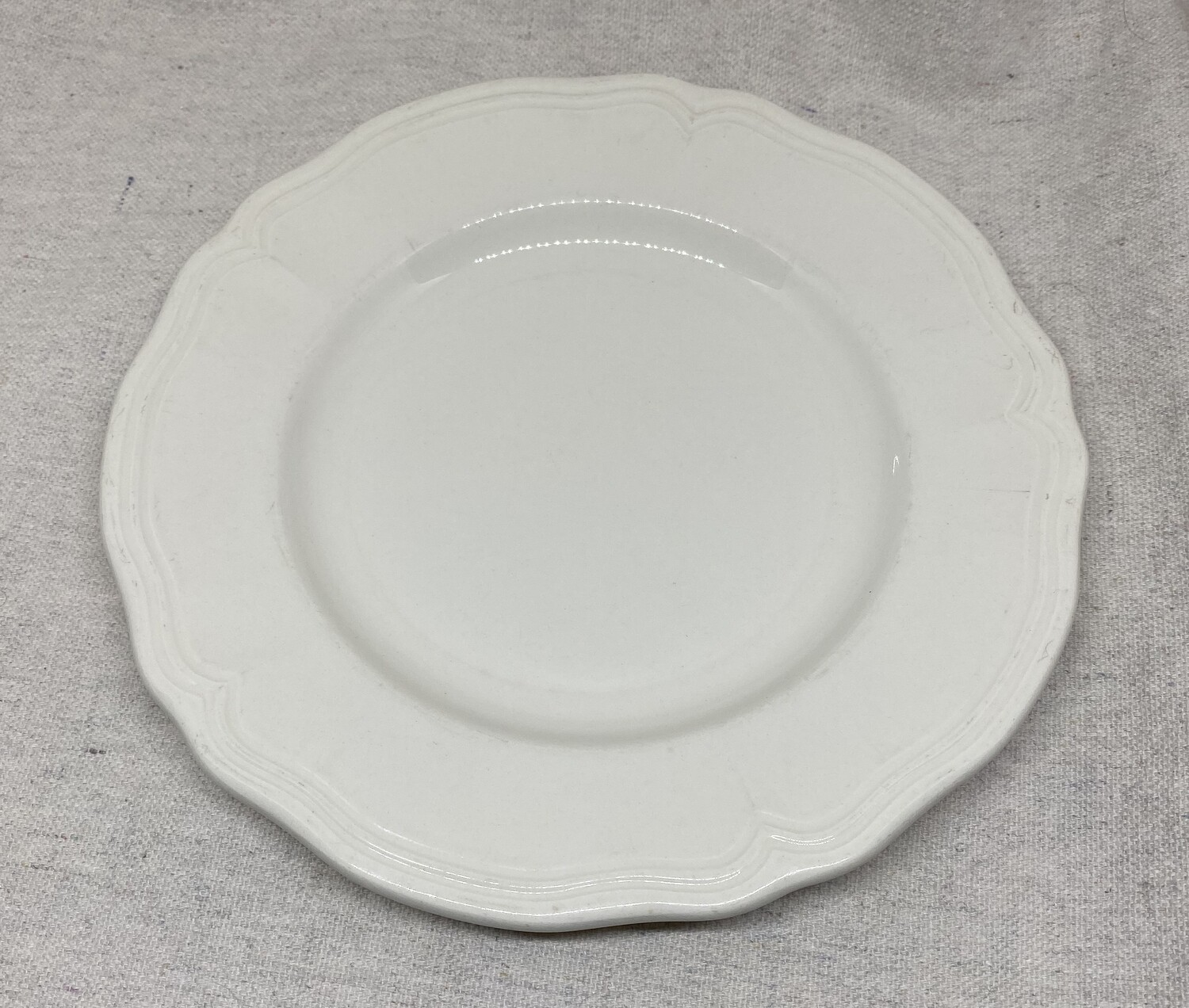 Federalist Ironstone Small Plate #4238 Made in Japan