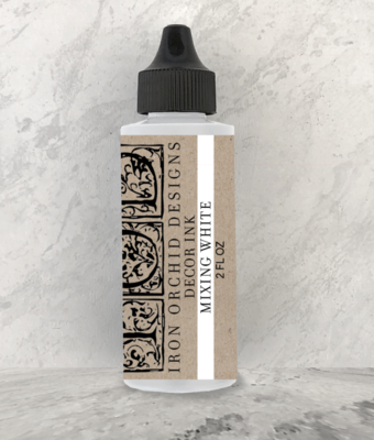 IOD DECOR INK MIXING WHITE 2oz