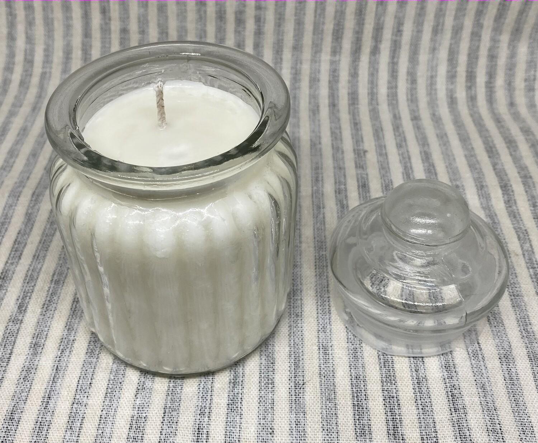 Lavender Apothecary Jar Candles 8oz