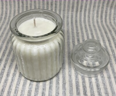 Orange Blossom Apothecary Jar Candles 8oz