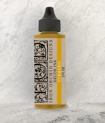 IOD DECOR INK TURMERIC 2oz