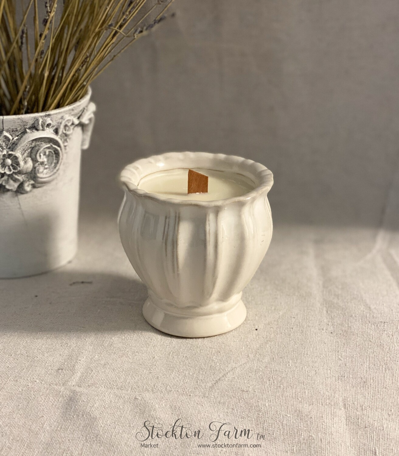 Very Vanilla Soy Blend Container Candles 8oz