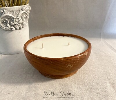 Bamboo & Coconut Natural Soy Candle 16oz