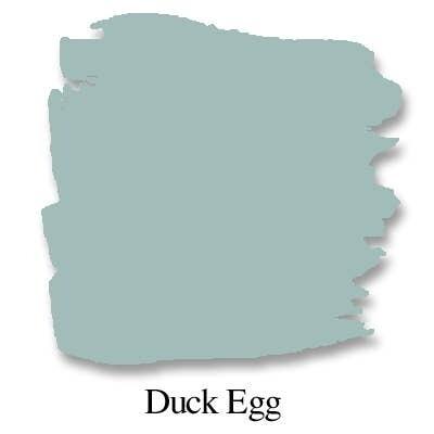 Bungalow 47 Chalk Style Paint Duck Egg