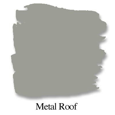 Bungalow 47 Chalk Style Paint Metal Roof