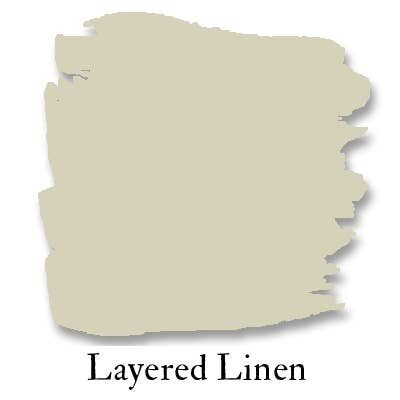 Bungalow 47 Chalk Style Paint Layered Linen