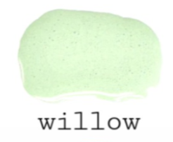 Old Fashioned Milk Paint 6oz - Willow