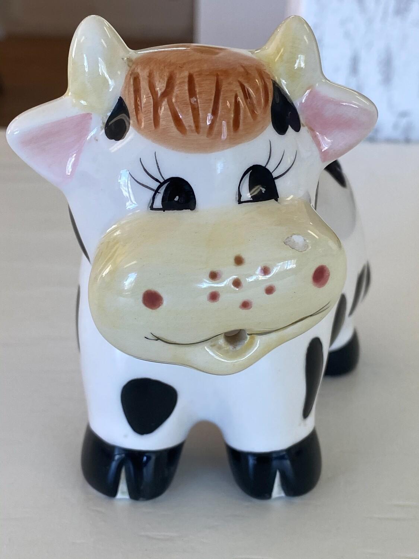 Houston Harvest Holstein Cow Creamer