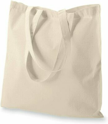 Washable Cotton Canvas Tote 15