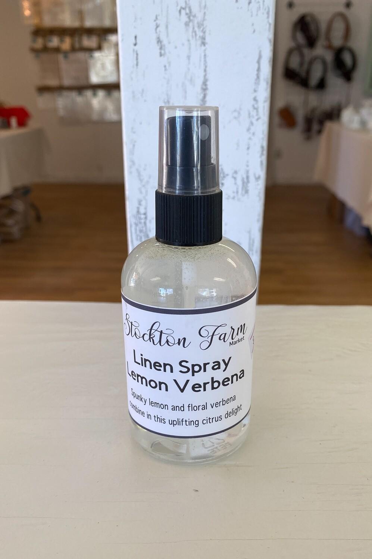 Lemon Verbena Pillow & Linen Spray 4oz