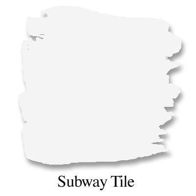 Bungalow 47 Chalk Style Paint Subway Tile