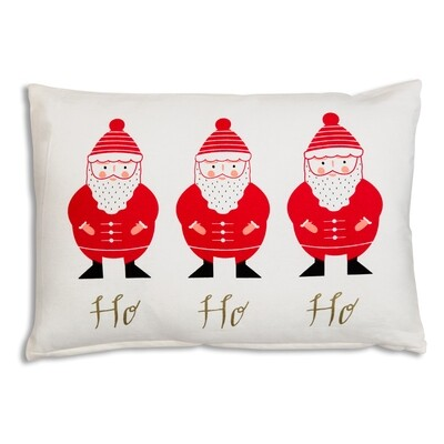 Ho Ho Ho Accent Pillow 14'' x 20''