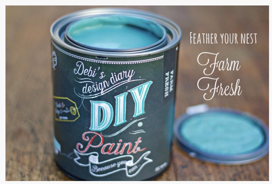 Farm Fresh DIY Paint