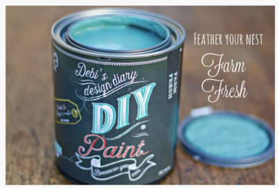 Farm Fresh DIY Paint