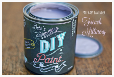 DIY Paint French Millinery