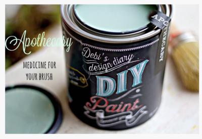 DIY Paint Apothecary