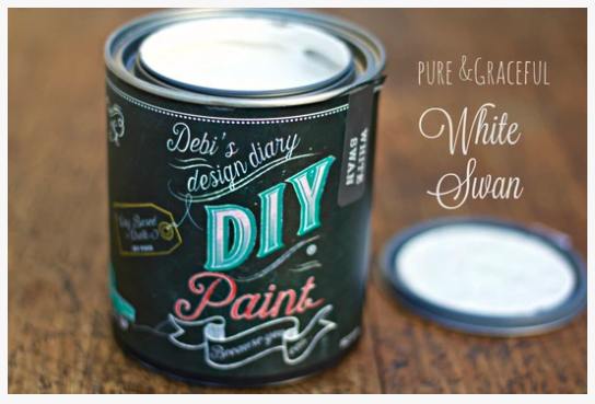 White Swan DIY Paint