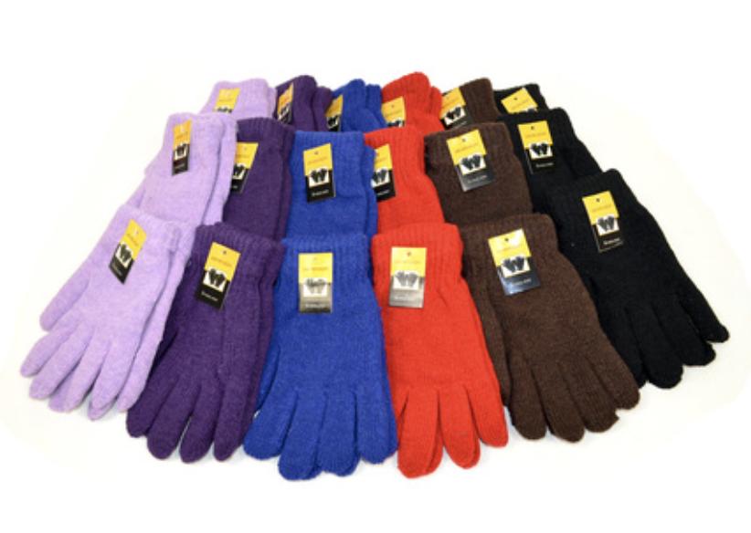 Women's Adult Stretch Gloves