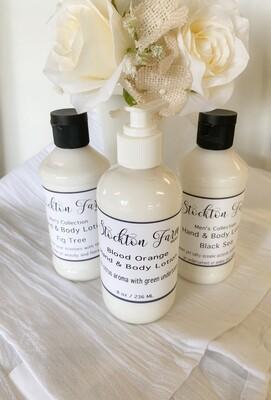 Stockton Farm Luxury Hand & Body Lotion