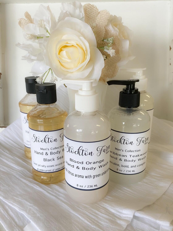 Stockton Farm Luxury Hand & Body Wash 8oz
