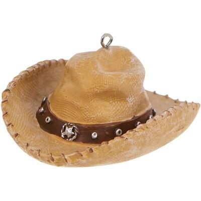 Cowboy Hat Ornament