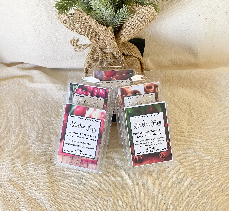 Stockton Farm Soy Holiday Scented Wax Melts