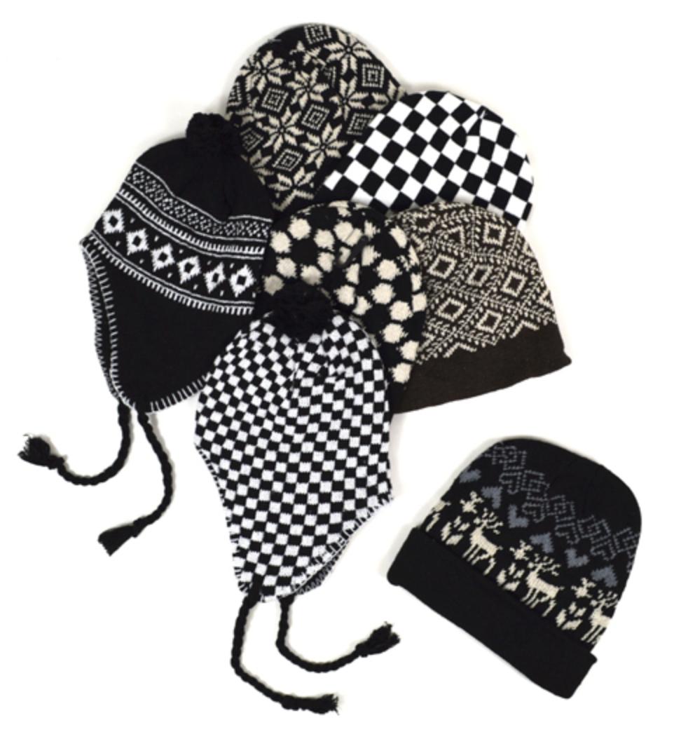 Knit Ski Beanie