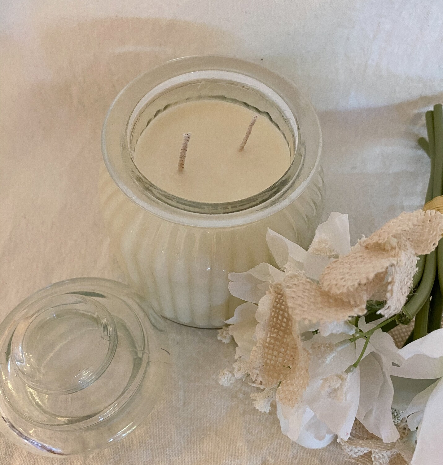Cranberry Woods Soy Apothecary Style Candle 12oz